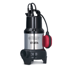 SUBMERSIBLE PUMPS FOR DIRTY WATER
